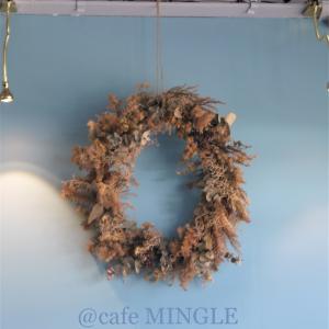 紅玉林檎のアップルパイ@cafe MINGLE