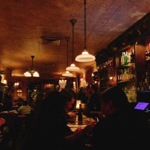 ニューヨークのレストランUVA