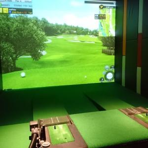 ゴルフシミュレーション