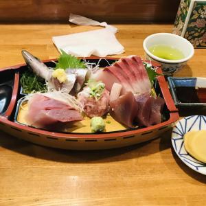 新鮮なお刺身が食べれる館山にある料理屋味処あさみ