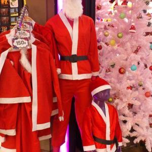 タイでクリスマスグッズ&衣装を安く買うには?!