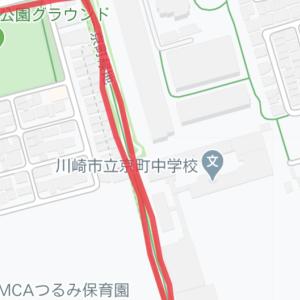 新規コース開拓 〜 東京マラソン2021への道・その23