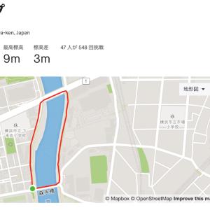 緊急事態宣言解除後のランは鶴見川で 〜 東京マラソン2021への道・その28