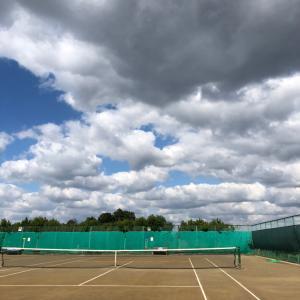 テニス日和