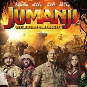 映画【ジュマンジ/ウェルカム・トゥ・ジャングル】シーンに込められたファンサービスも嬉しい。続編情報も!