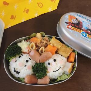 1歳園児のお弁当作りました〜★