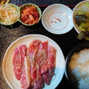 田町で50年愛される焼肉店「晩翠」で焼肉ランチ