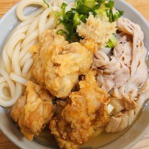 浜松町のさぬきうどん甚三で面(麺)食らう