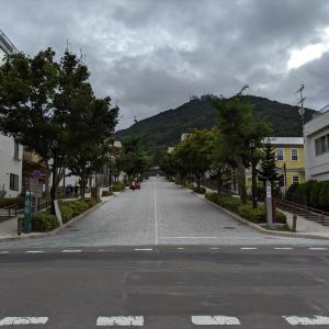【函館】過疎化した街の観光は難しい