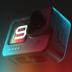 【脱線ネタ】GoPro Hero9 が発売されました