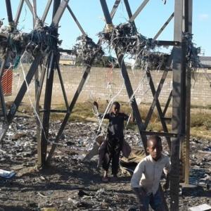 ザンビア旅行記④ ルサカのスラム