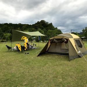 【ogawa】キャンプ始めました。【リサービアⅢ】
