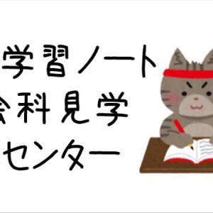 自主学習ノート_エコセンター(社会科見学)