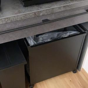 キッチンゴミ箱問題