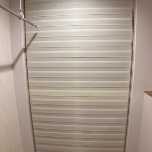 2階のカーテンです