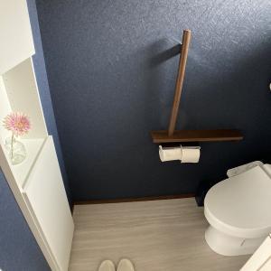 2階トイレです③