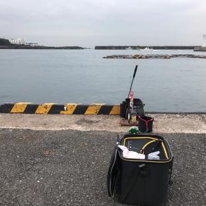 超久々平日釣行