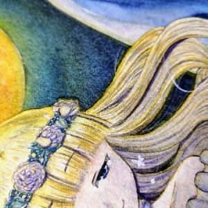 企画展「月光~月の明かりに照らされし者~」に出展します