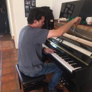 7年ぶりのピアノの調律