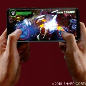 AQUOS ZERO2の4倍速ディスプレイの効果を予想