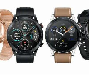 HUAWEI Watch GT 2とHONOR MagicWatch 2を比較してみた