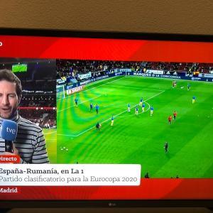 スペインVSルーマニア戦 FIFA2020 バルで観戦 ネタバレ注意 海外旅行/海外赴任/留学/駐在