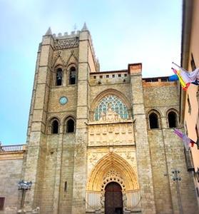 アビラ旅行3 マドリードから1.5時間で中世にタイムスリップ 世界遺産  海外旅行/海外赴任/留学/駐在