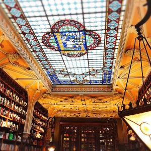 ハリーポッターファン必見!! ポルト 世界で最も美しい書店 海外旅行/海外赴任/留学/駐在