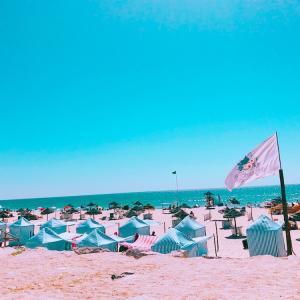 2020 コスタ・ダ・カパリカ リスボンに海があるって知らなかったよ! バカンス  海外旅行/海外赴任/留学/駐在