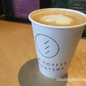 シアトルのコーヒー事情【Cafe UmbriaのニューフレーバーとElm Coffee】
