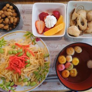ひな祭り🎎 ~ちらし寿司~