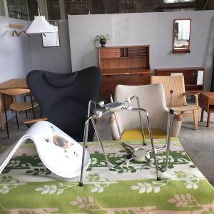 【雑記・お題】お気に入りの椅子・セブンチェアが壊れて「Tukuroi」さんにリペアをお願いした話☆