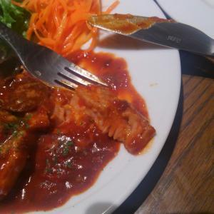 BEYOND 葛西店で洋食ランチ!居心地とコスパ抜群の子連れにやさしいお店で、ほろっほろの豚肉トマト煮込みを満喫♪