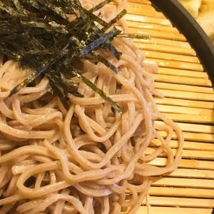 箱根 網元おおば でワカサギの天ぷらと蕎麦