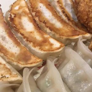 餃子で減塩する実験(笑)有楽町チャオチャオで餃子定食
