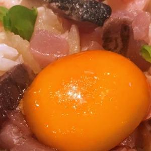 銀座 東京銀座食堂で海鮮丼