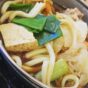 すき家 で 牛すき鍋定食