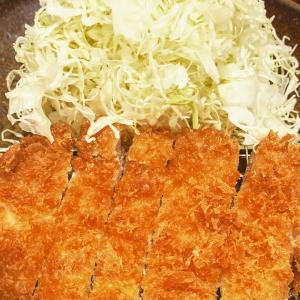 かつ庵 鶴見店 で 熟成ロースカツ定食