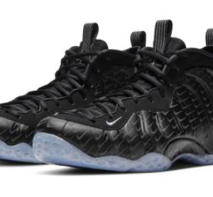 【海外発売予定】NIKE AIR FOAMPOSITE ONE BLACK