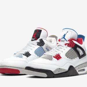 """【11月23日(土)海外にて発売予定】Nike 30周年記念モデル Air Jordan 4 Retro SE """"What The"""""""