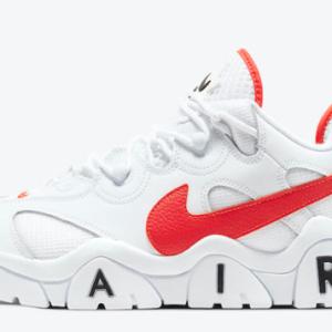 """【2020年5月13日(水) 発売予定】Nike Air Barrage Low EMB """"Rucker Park"""""""