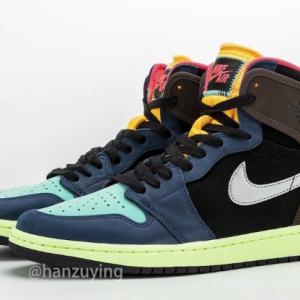 """【2020年9月5日(土) 発売予定】Nike Air Jordan 1 Retro High OG """"Bio Hack"""""""