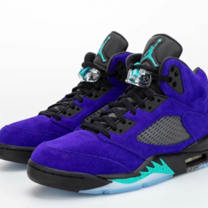"【2020年7月7日(火) 発売予定】Nike Air Jordan 5 Retro ""Grape Ice"""