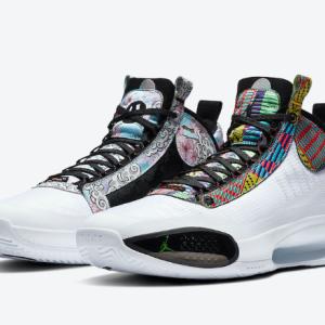 """【2020年8月8日(土) 発売予定】Nike Air Jordan 34 """"Rui""""pe"""