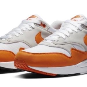 """【2020年7月30日(木) 発売予定】Nike Air Max 1 Anniversary """"Magma Orange"""""""