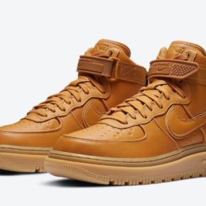 """【2020年秋 発売予定】Nike Air Force 1 Gore-Tex Boot """"Wheat"""""""
