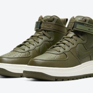 """【2020年秋 発売予定】Nike Air Force 1 Gore-Tex Boot """"Medium Olive"""""""