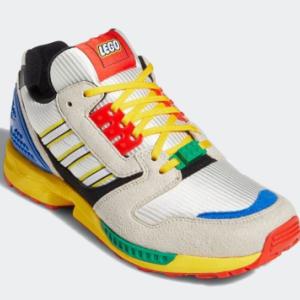 【2020年9月25日(金) 発売予定】LEGO × adidas ZX 8000