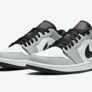 "【2020年 近日発売予定】Nike Air Jordan 1 Low ""Light Smoke Grey"""