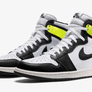 """【2021年1月2日(土) 発売予定】Nike Air Jordan 1 Retro High OG """"Volt Gold"""""""